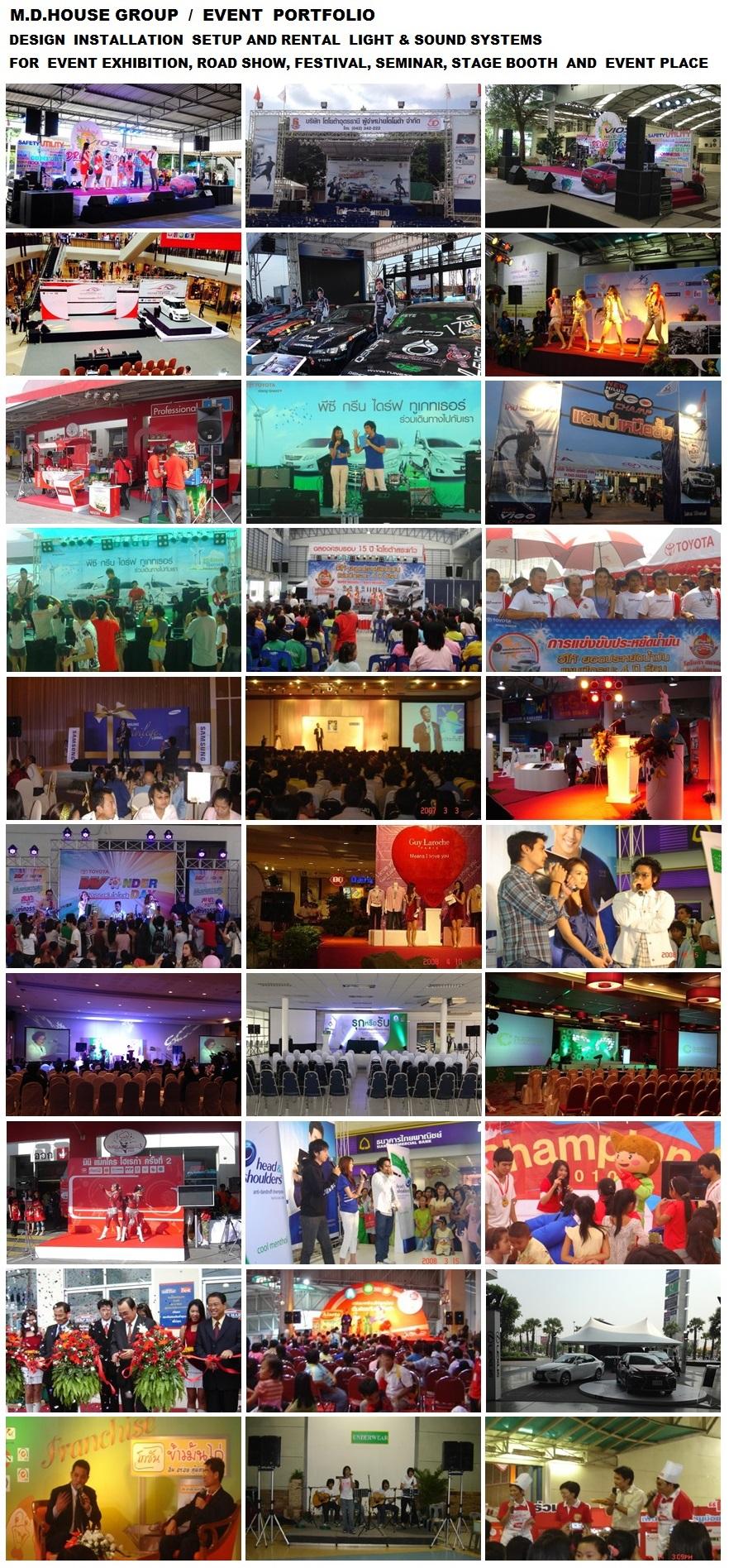 PORTFOLIO 2015 - Event